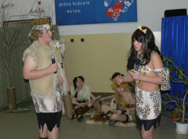 Zespół Szkół w Biesowicach Dzień Kobiet