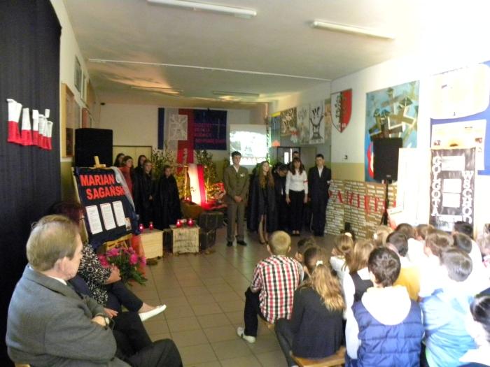 Zespół Szkół w Biesowicach My pamiętamy!