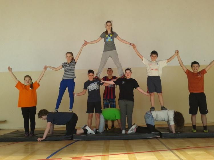 Zespół Szkół w Biesowicach Piramidy