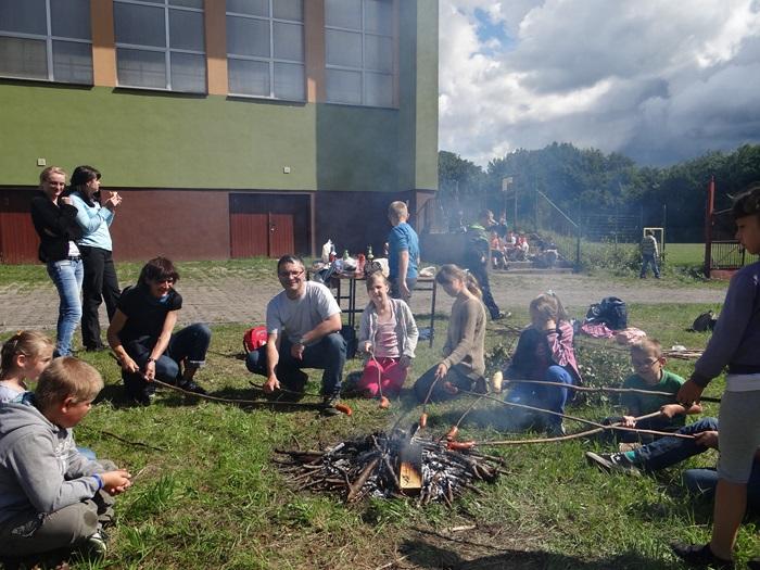 Zespół Szkół w Biesowicach Wyprawa do środka Gminy Kępice