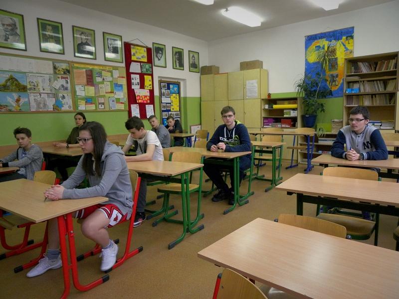 Zespół Szkół w Biesowicach Gminny Turniej BRD