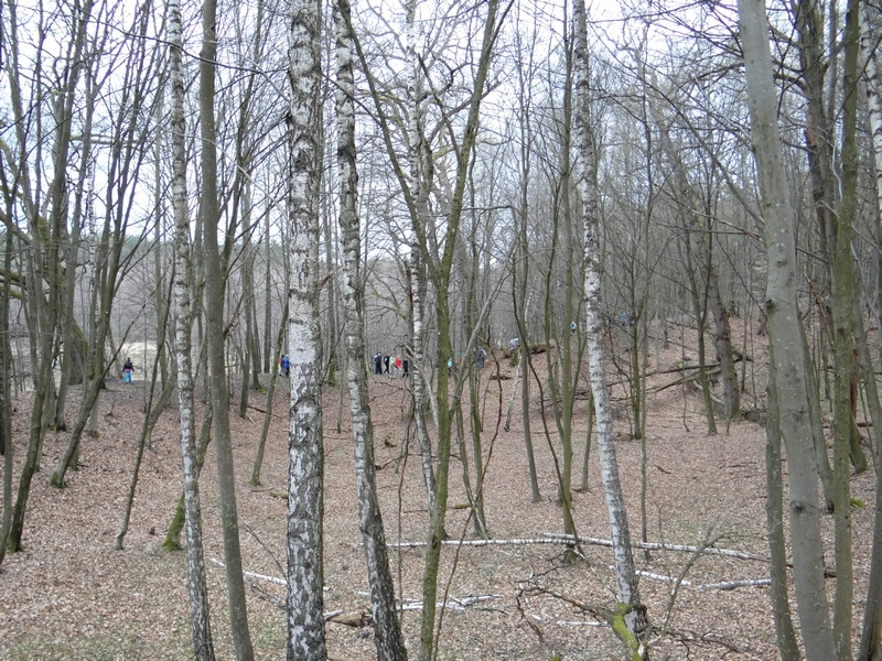 Zespół Szkół w Biesowicach Wyprawa na grodzisko