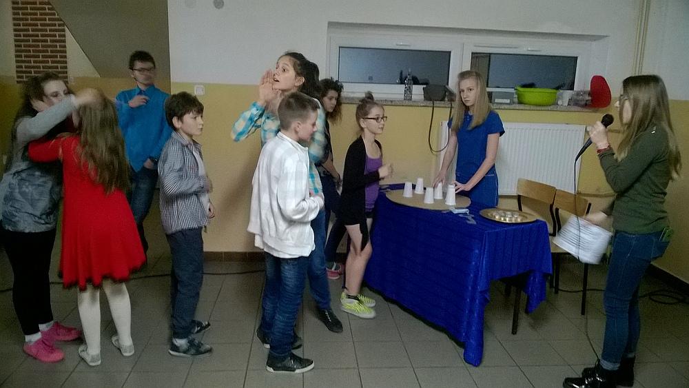 Zespół Szkół w Biesowicach Andrzejki 2016