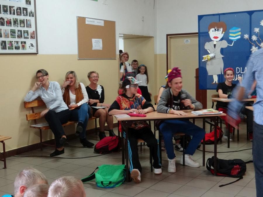 Zespół Szkół w Biesowicach Dzień  Edukacji Narodowej