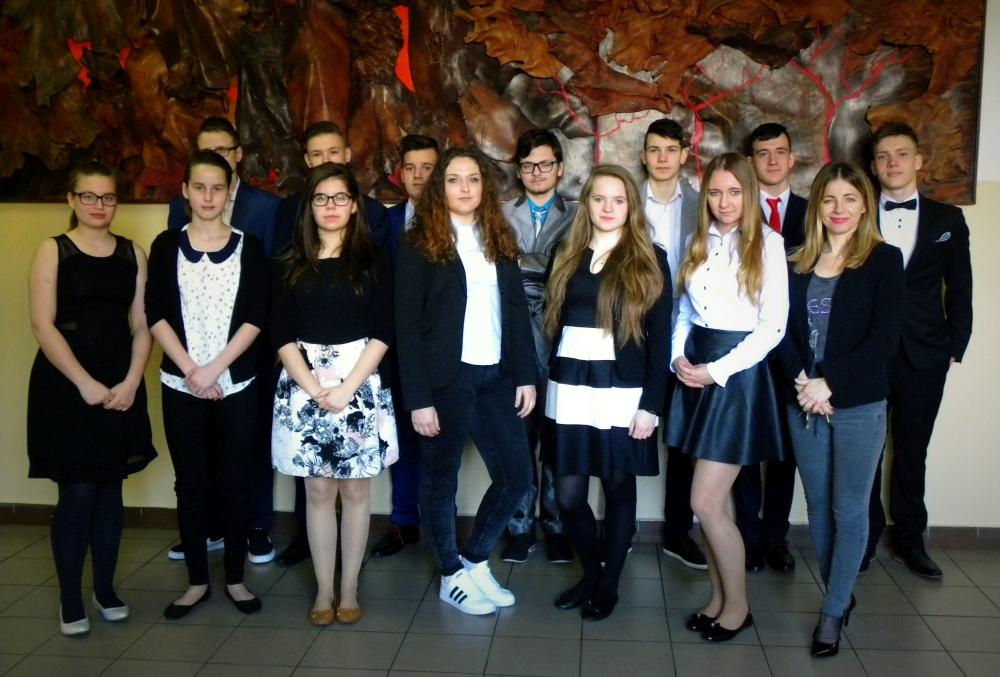 Zespół Szkół w Biesowicach Egzamin gimnazjalny