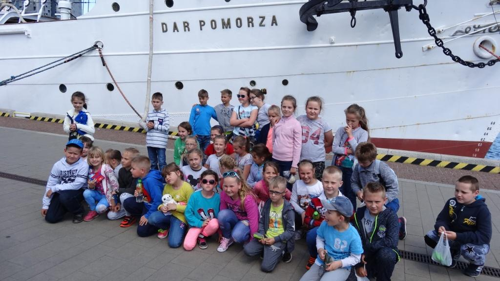 Zespół Szkół w Biesowicach Wycieczka do Gdyni i Gdańska