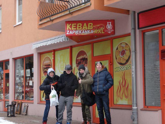 Zespół Szkół w Biesowicach Zwiedzamy Kołobrzeg
