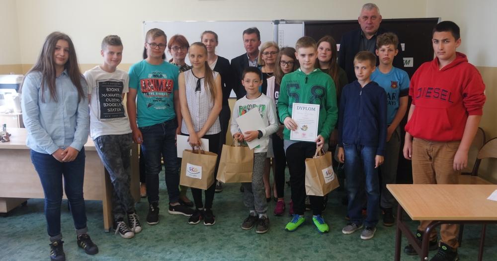 Zespół Szkół w Biesowicach Matematyka bankiem praktycznej wiedzy