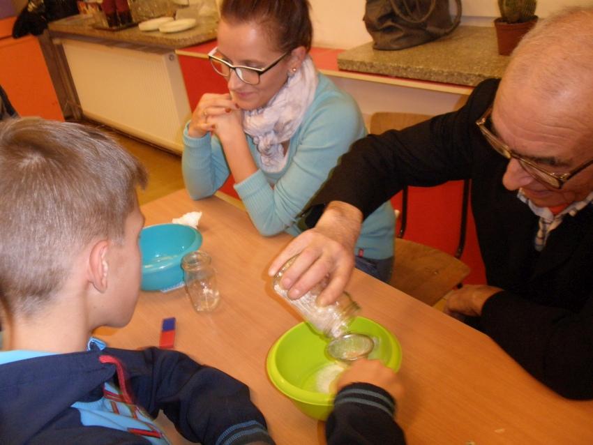 Zespół Szkół w Biesowicach Piknik naukowy