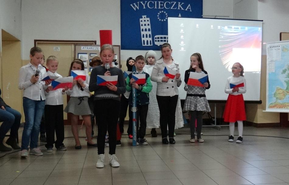 Zespół Szkół w Biesowicach Przegląd państw - Europa