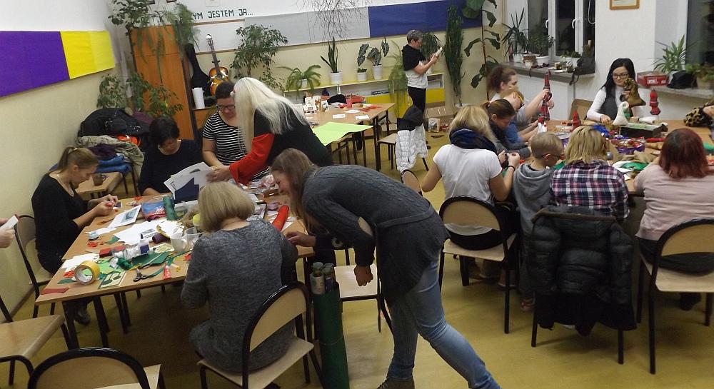 Zespół Szkół w Biesowicach Warsztaty