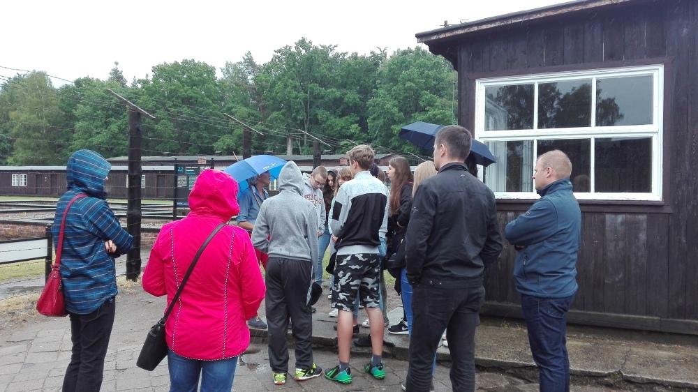 Zespół Szkół w Biesowicach Wycieczka Sztutowo Krynica Morska Gdańsk