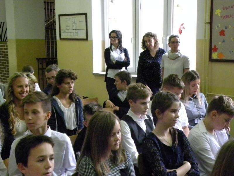 Zespół Szkół w Biesowicach DEN2017