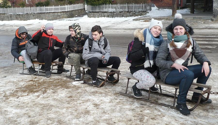 Zespół Szkół w Biesowicach Kulig