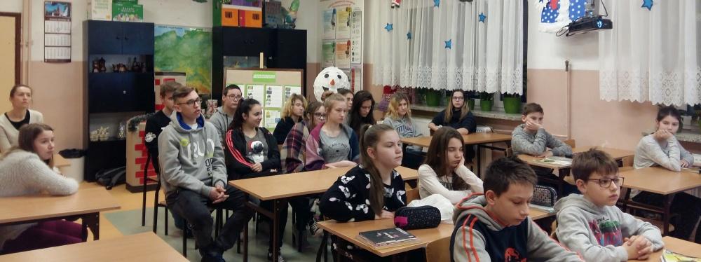 Zespół Szkół w Biesowicach Projekt Dobre rady na odpady