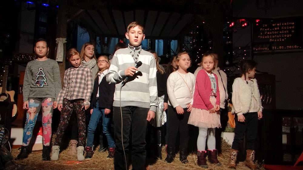 Zespół Szkół w Biesowicach Kolędowanie w Żydowie