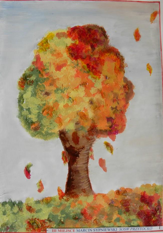 Zespół Szkół w Biesowicach IX Edycja konkursu 'Barwy Jesieni'